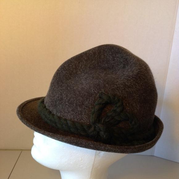 Feiner Haarhut Other - Vintage Feiner Haarhut Hunting Hat 363b9c56743